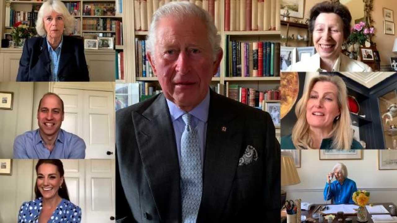 "Royal family thanks Aussie nurses for their ""incredible"" work"