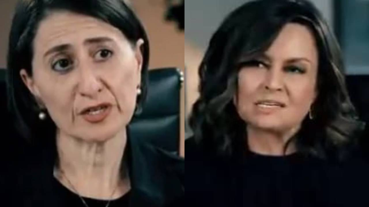 Lisa Wilkinson's tough question for NSW Premier Gladys Berejiklian