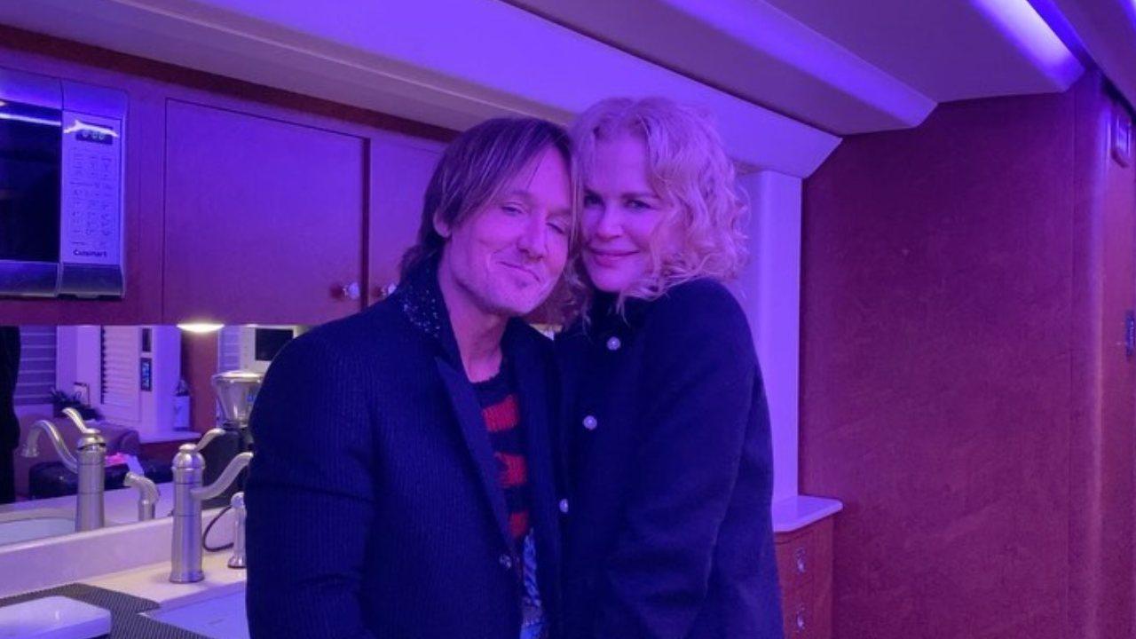 """She's a trooper"": Nicole Kidman's mystery injury revealed by Keith Urban"