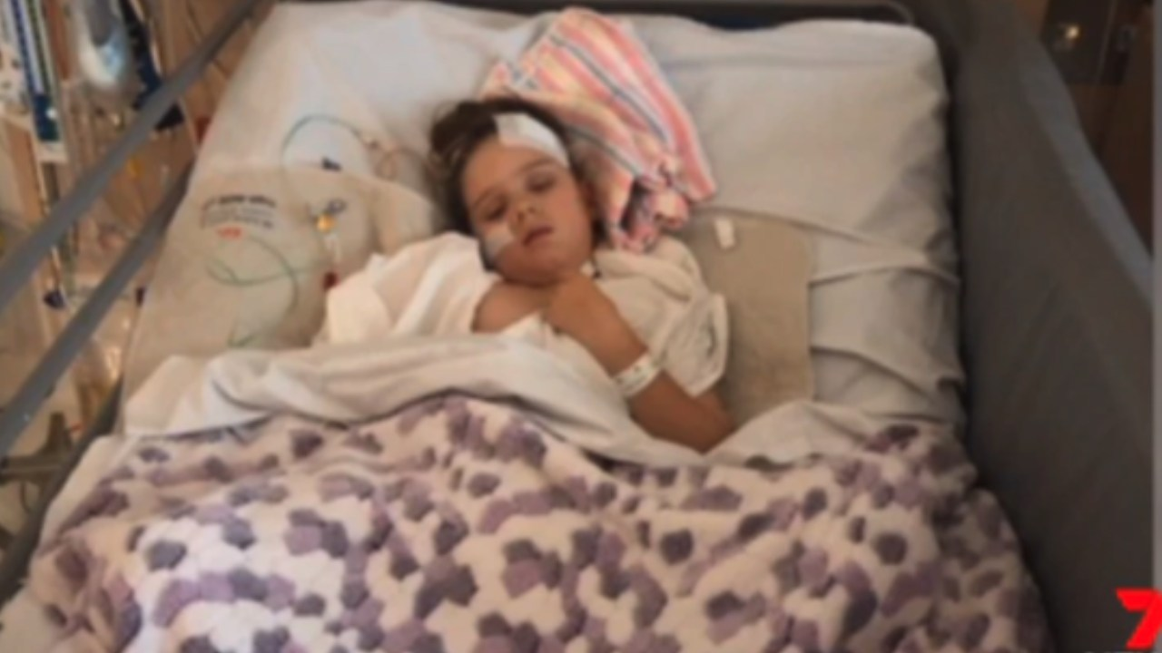 Family suing after routine surgery leaves daughter brain damaged