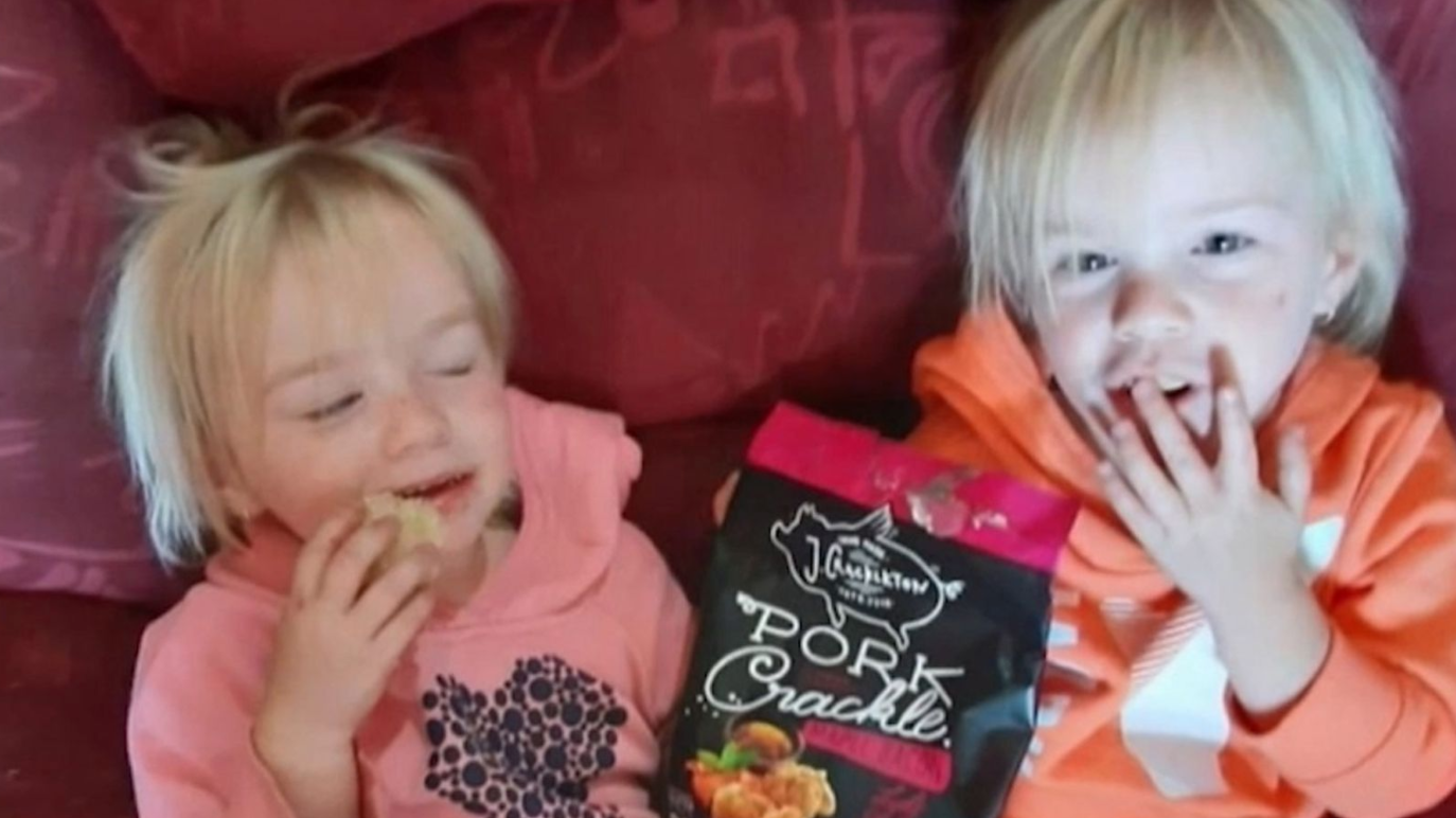 Awful twist revealed in death of twin girls in house fire