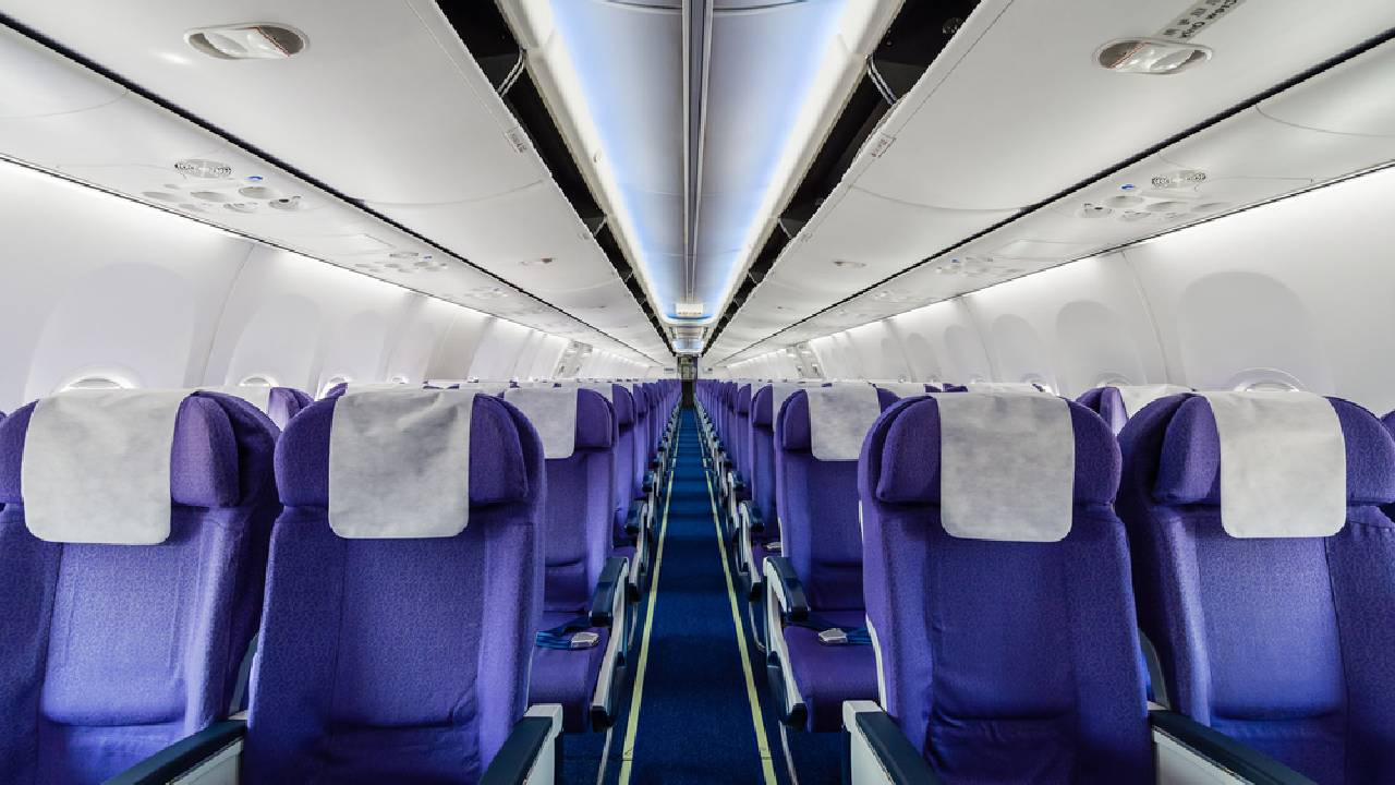 How plane cabins can clean up their act
