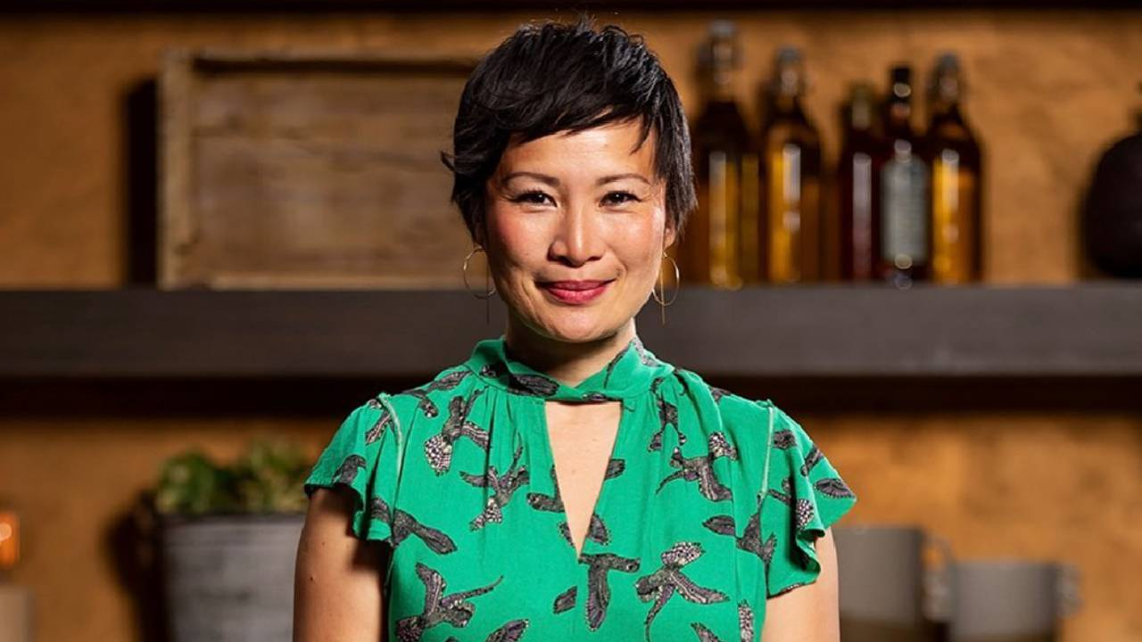 Poh Ling Yeow reveals delicious two-ingredient pastry recipe