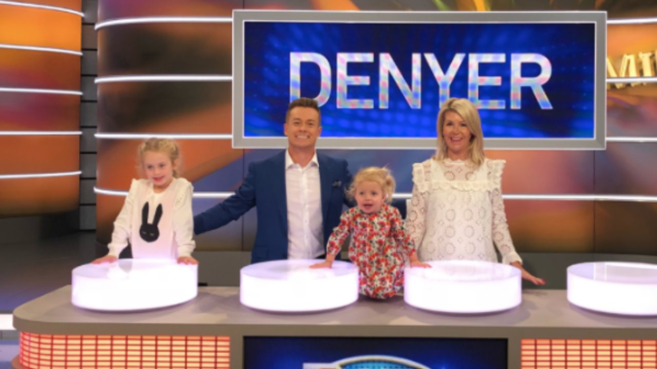 """""""The Feud's back baby!"""": Grant Denyer and Family Feud return with a modern twist"""