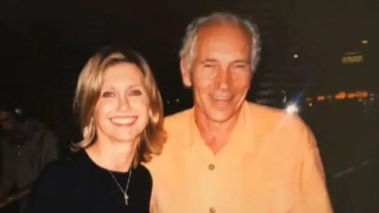Man falls for scammer who posed as Olivia Newton-John