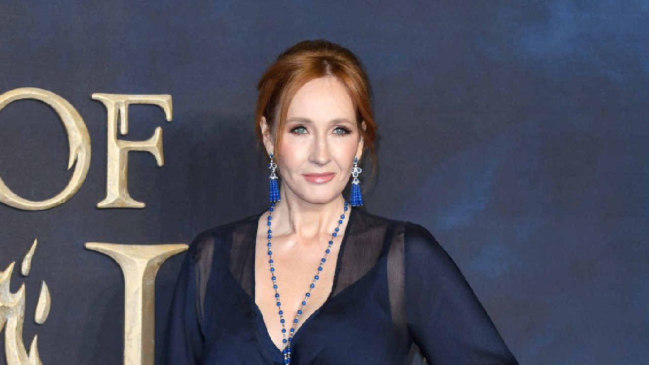 JK Rowling unveils new book and will donate all royalties