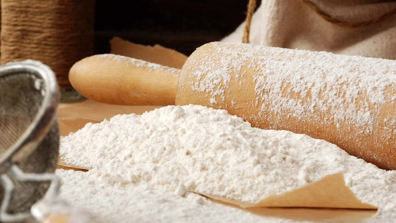 Why flour is still missing from supermarket shelves