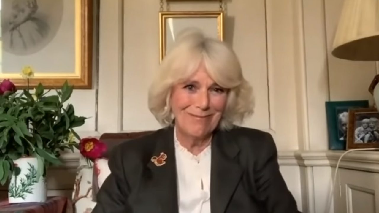 Duchess Camilla makes acting debut in charity project