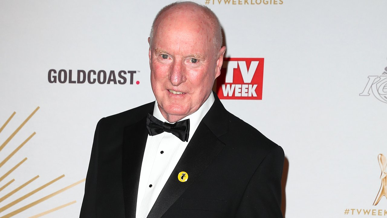 """Home and Away's Ray Meagher says it's """"fabulous"""" to return to work"""