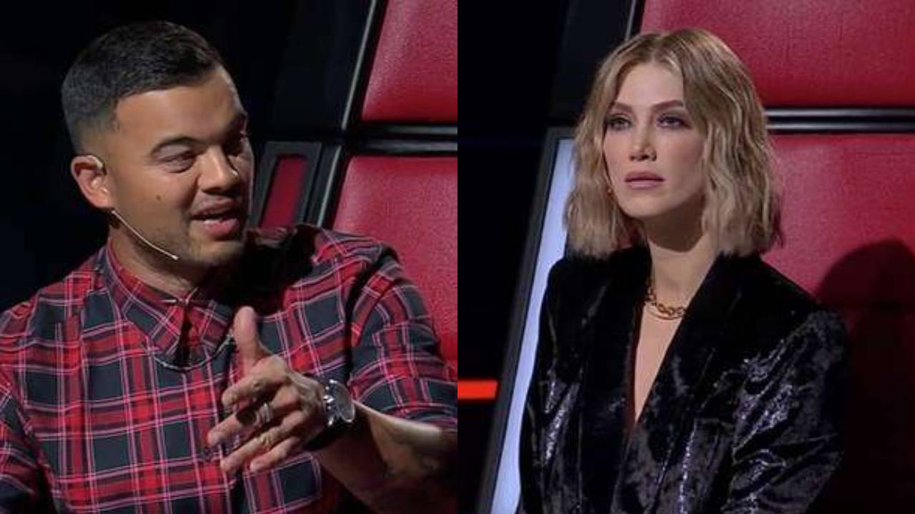 """This hurts"": Guy Sebastian drops bombshell on The Voice leaving Delta speechless"