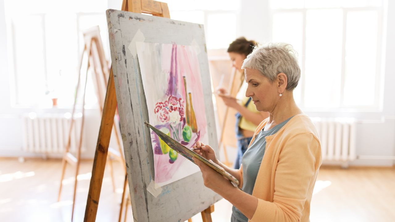Brain research shows the arts promote mental health