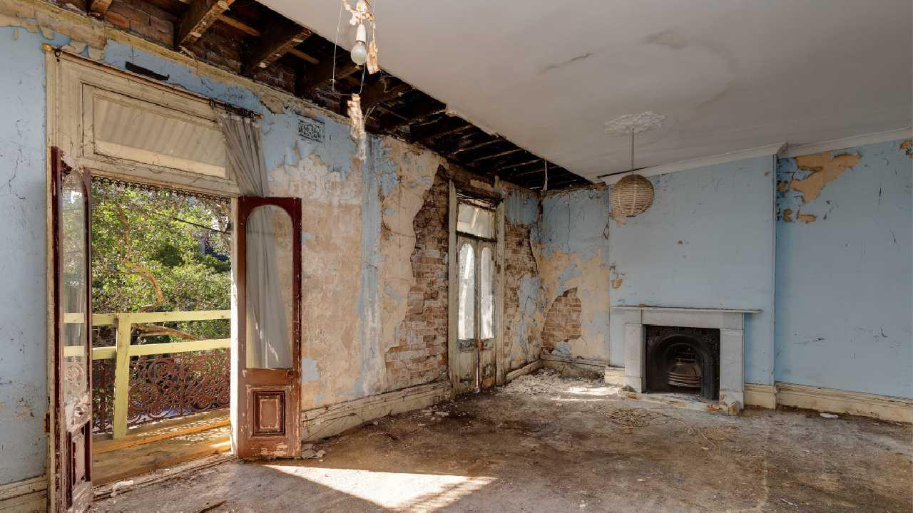 Frank surprise at dilapidated Sydney house on market for $3.6 million