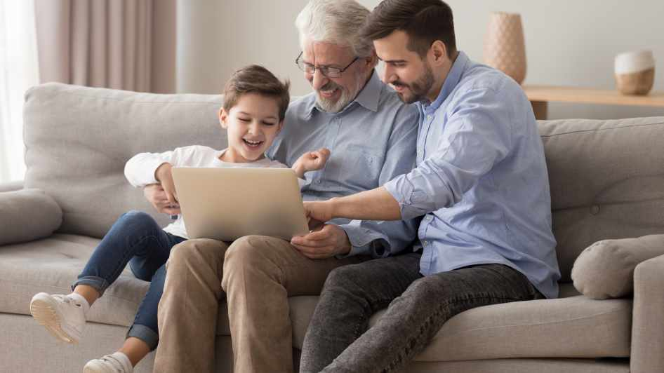 Be careful with photos and how you talk: How to protect your grandkids online