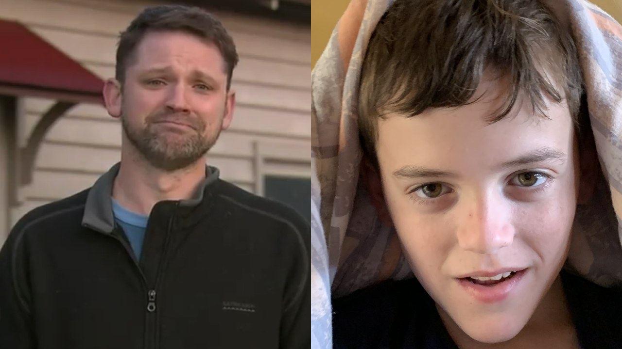 Stepdad of missing autistic teenager heartbroken as he recounts family turmoil