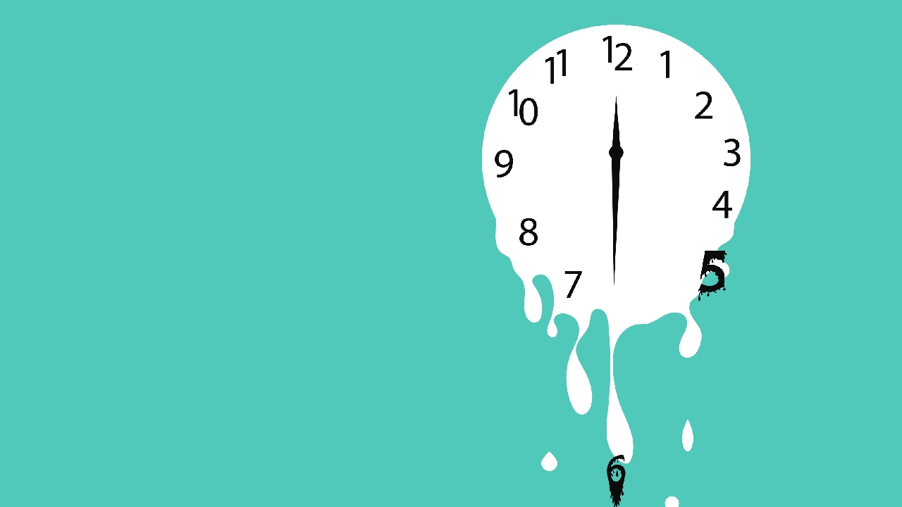 How the pandemic upended our perception of time