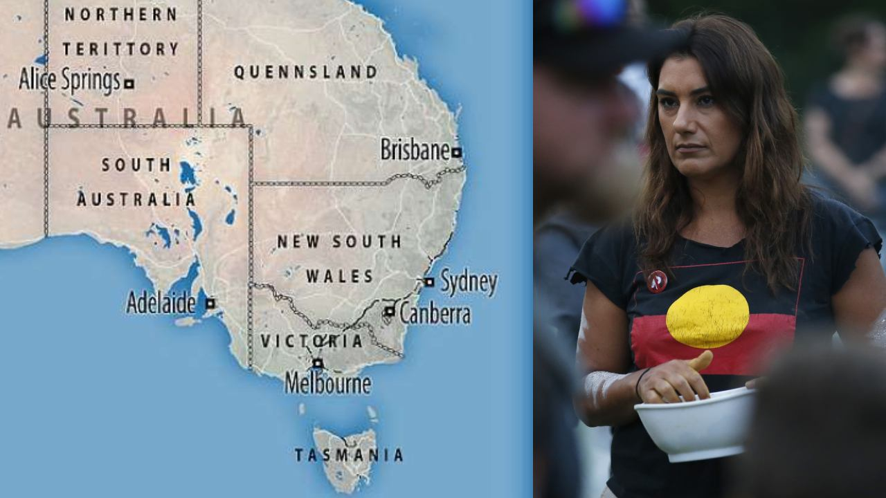 ​Fury as politician calls for renaming of Australian states