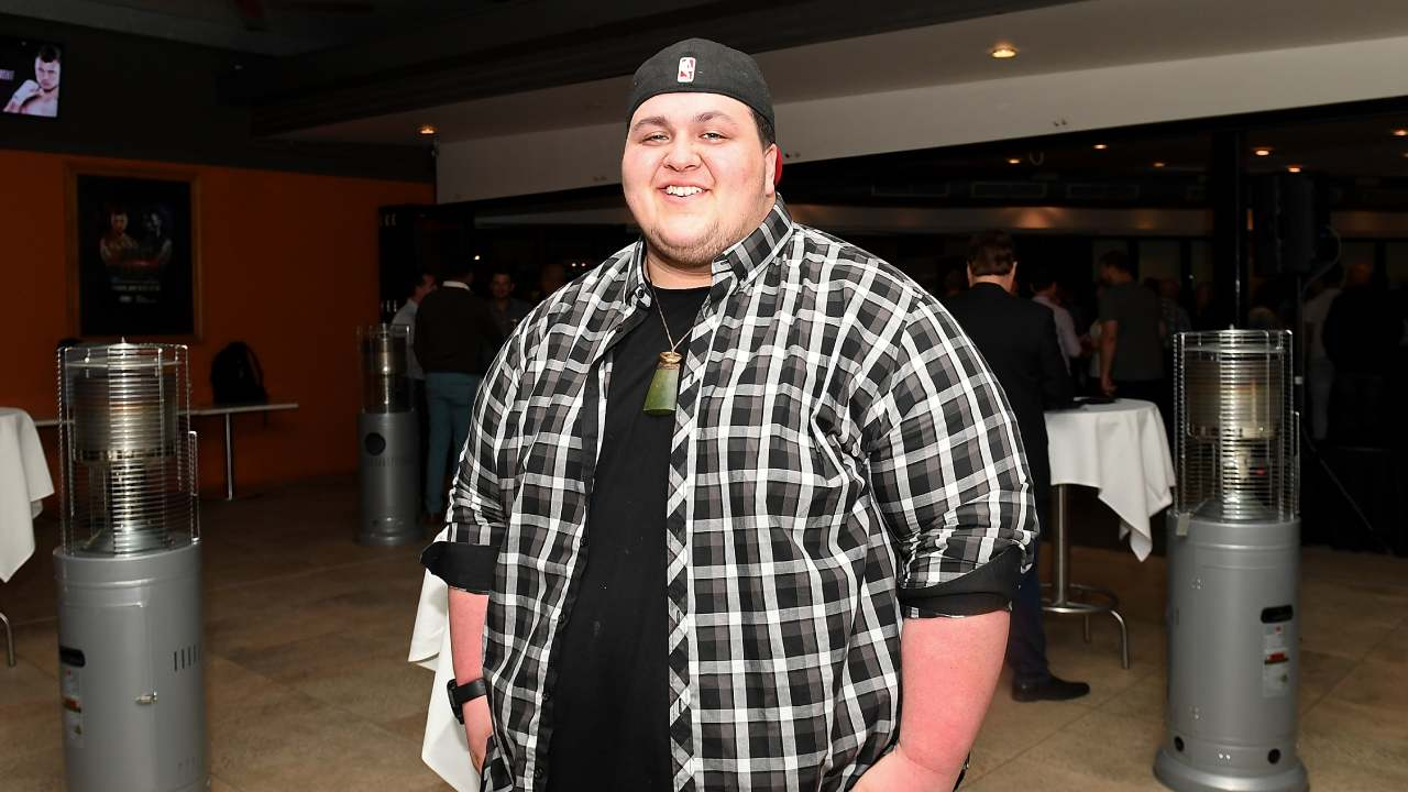 The Voice star Judah Kelly shows off incredible 40kg weight loss
