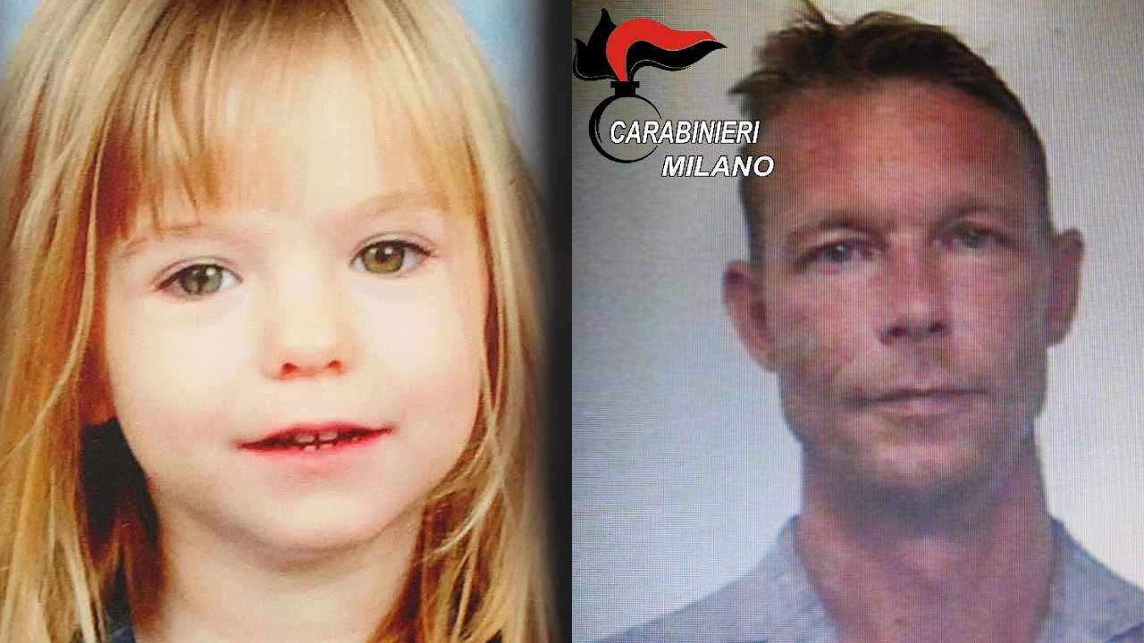 """Police mistake might have """"tipped off"""" Madeleine McCann suspect"""