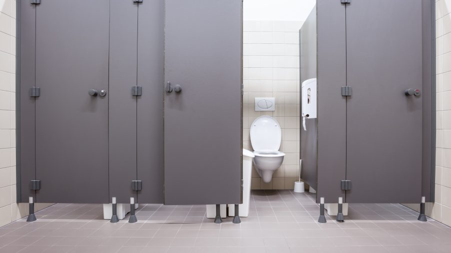 Coronavirus risks in public bathrooms: What goes into the toilet doesn't always stay there