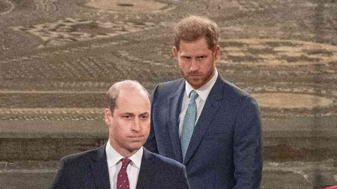 """Prince William and Prince Harry's """"devastating breakdown"""" revealed in new book"""