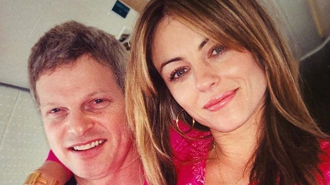 Liz and Damian Hurley break their silence on Steve Bing's confirmed suicide