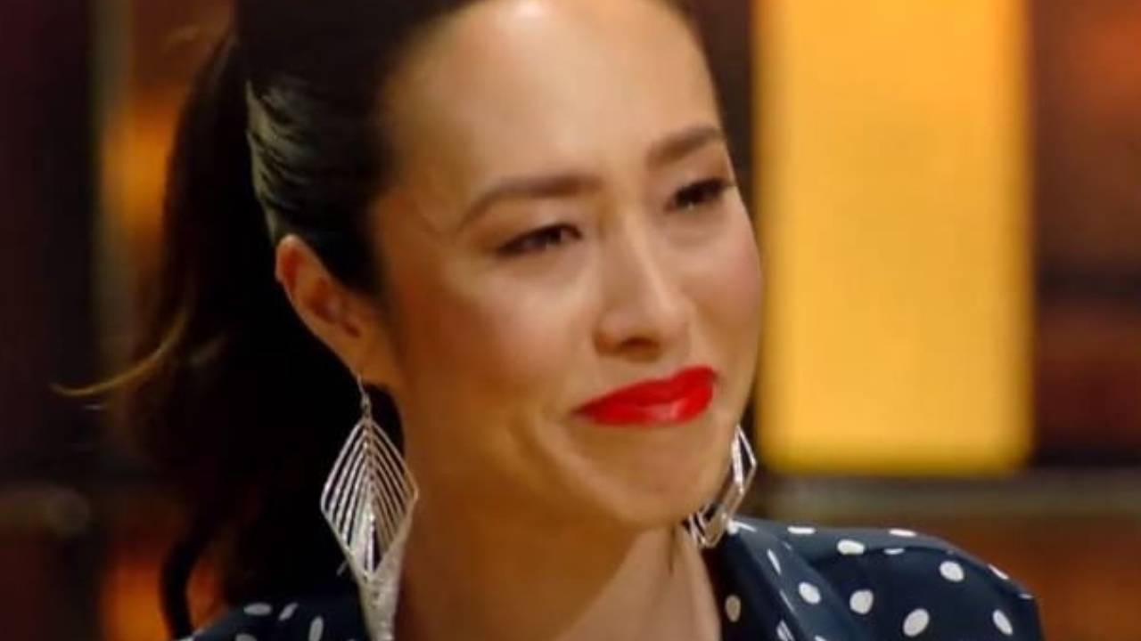 Masterchef judge Melissa Leong moved to tears after tasting dish