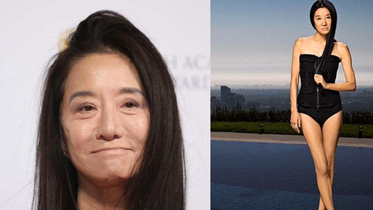 Incredible at 71! Vera Wang's ageless looks