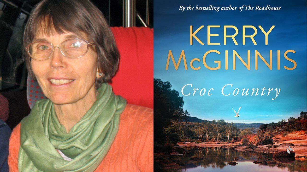 5 minutes with author Kerry McGinnis