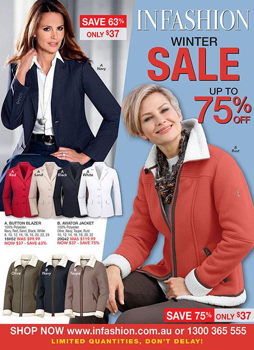 Infashion Catalogue - Winter Sale 2020