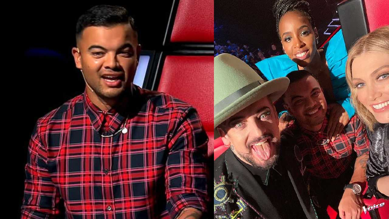 Boy George reveals what he really thinks of The Voice judges