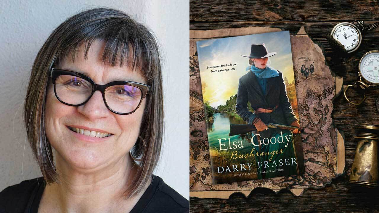 5 minutes with author Darry Fraser