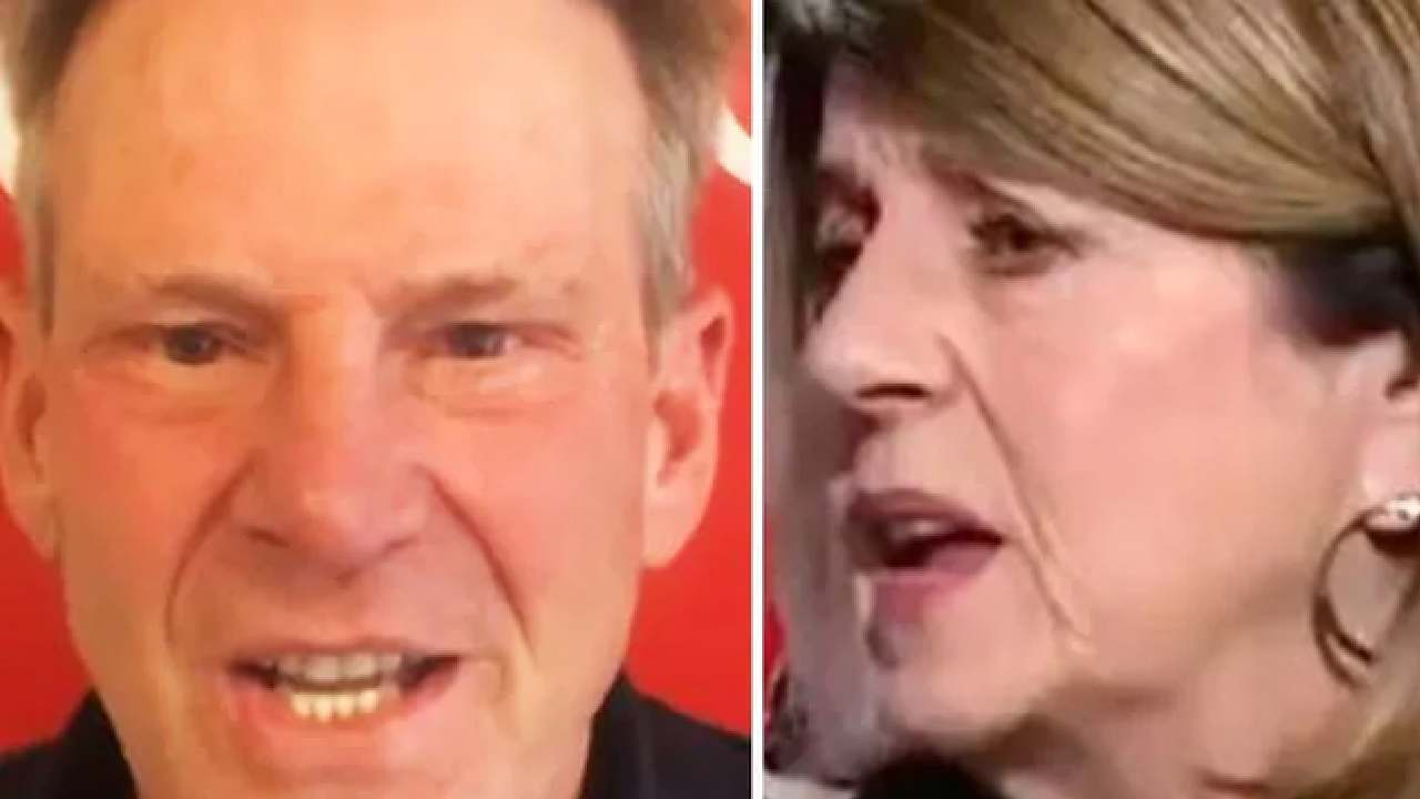 "Sam Newman wages war on Caroline Wilson: ""What a piece of work"""