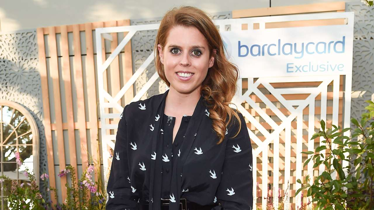 Princess Beatrice releases stunning new portrait ahead of her wedding