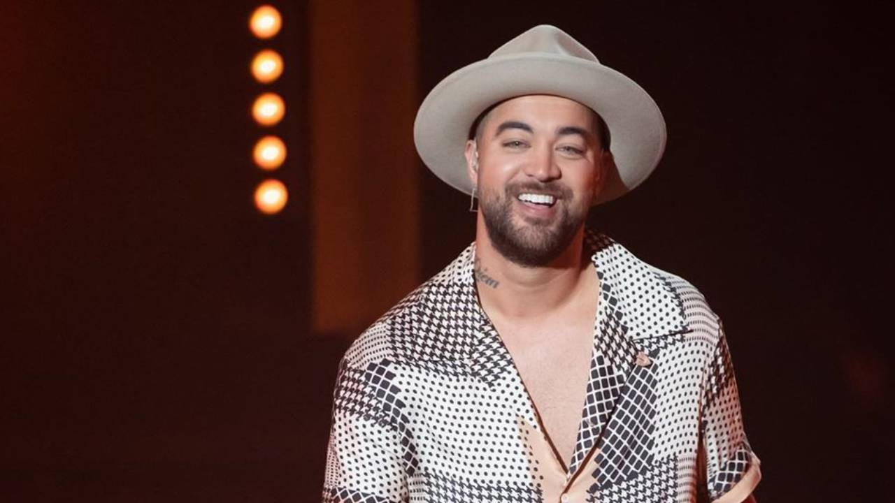 Chris Sebastian shares private moment he was crowned winner of The Voice