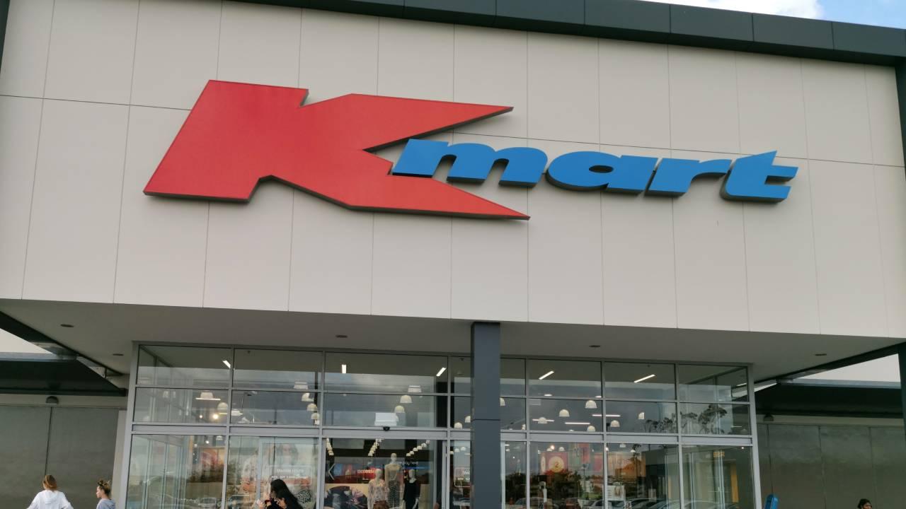 Kmart shopper spots error on new laundry hamper