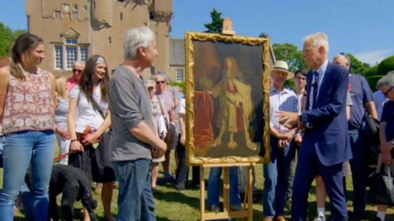Million-dollar painting deemed almost worthless