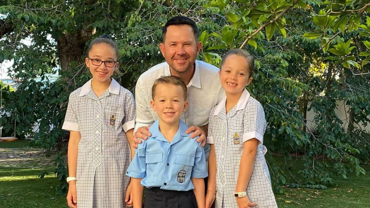 Ricky Ponting reveals the moment he thought his son was dead