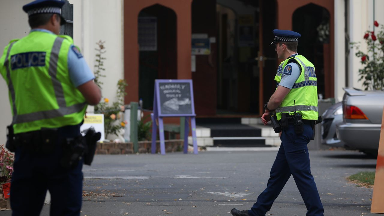New Zealand mosque gunman sentencing begins