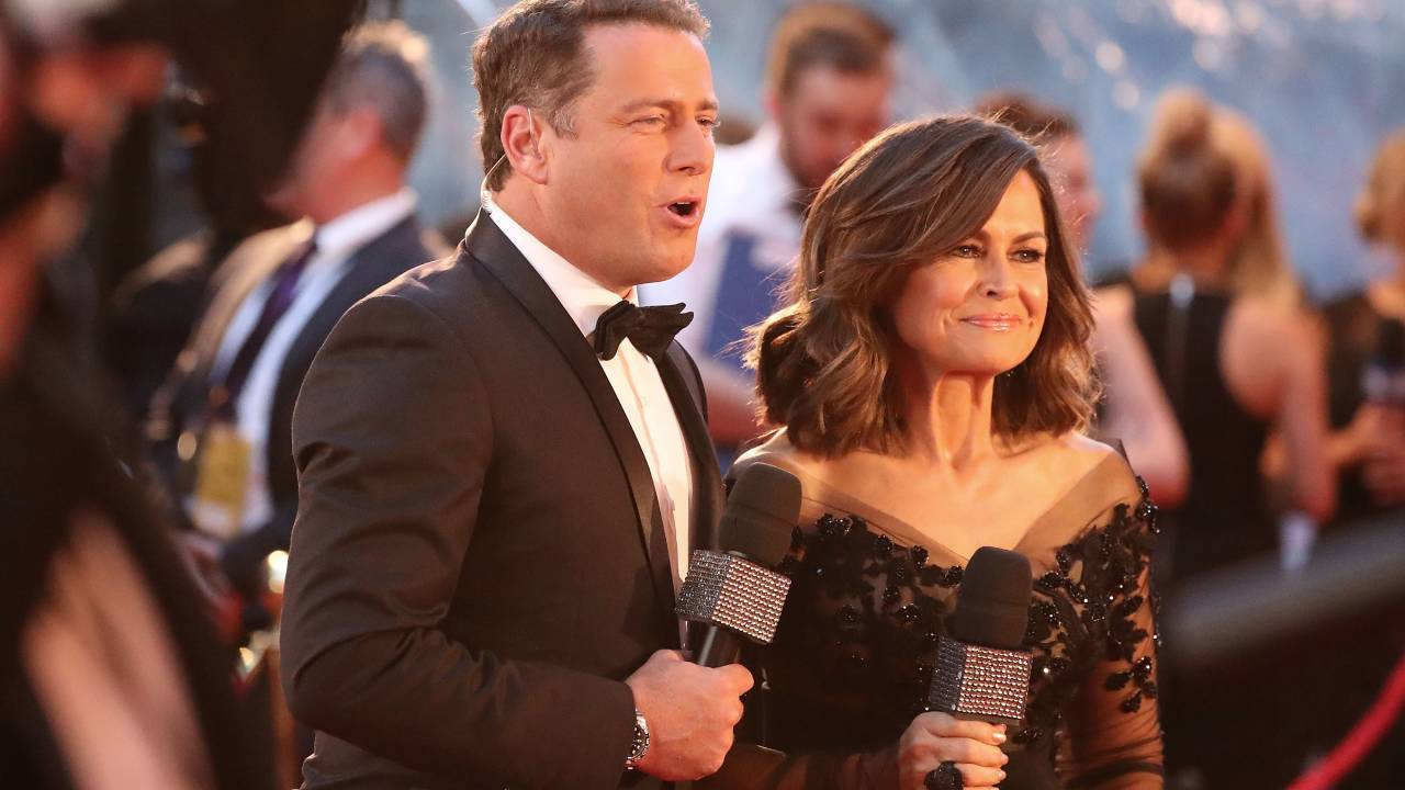 """Freaking out"": Karl Stefanovic nervous over Lisa Wilkinson memoir"