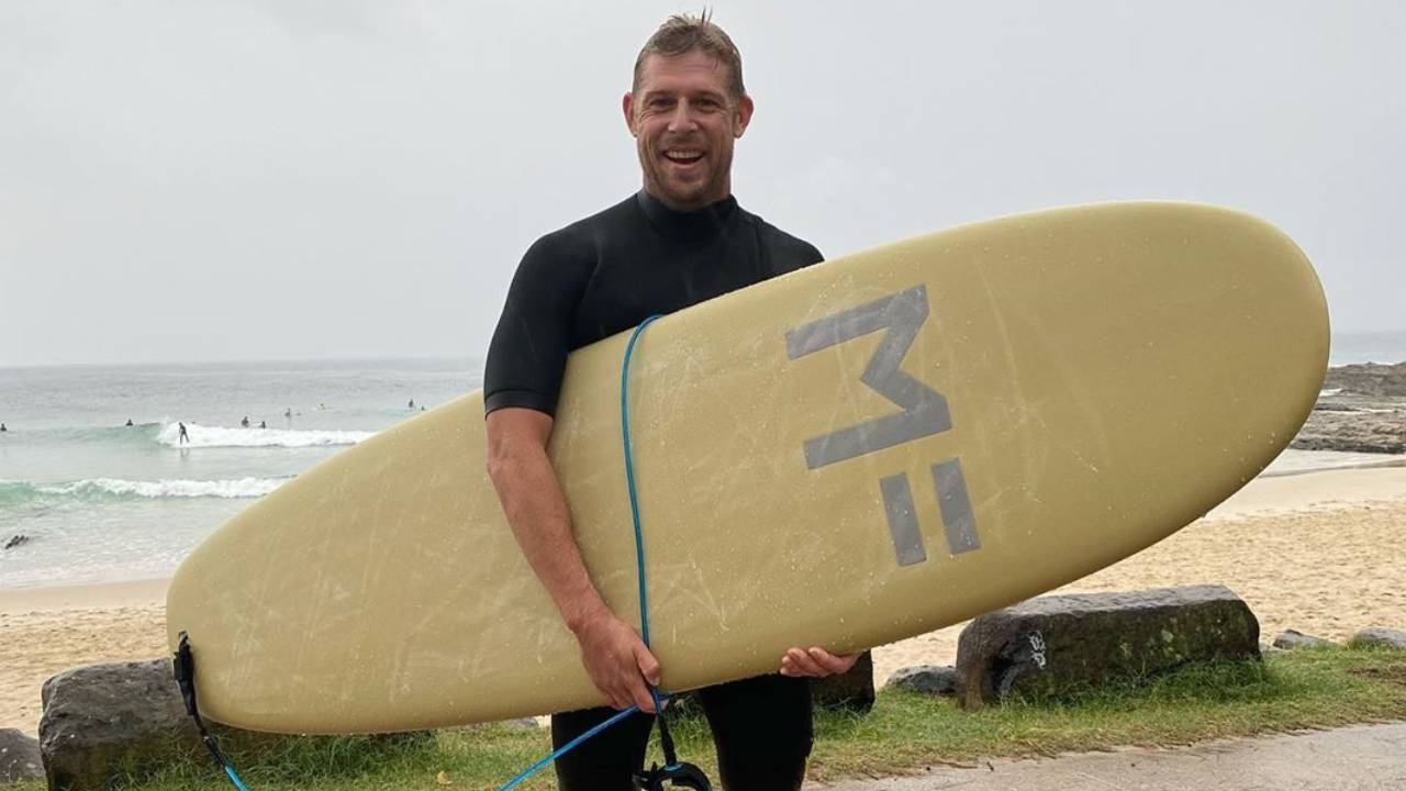 """Hitting rock bottom"": Mick Fanning reveals life after punching shark"