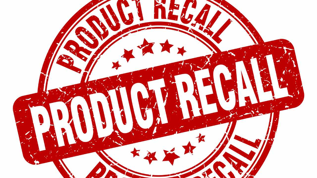 URGENT RECALL: Popular milk brands recalled across the country over contamination fears
