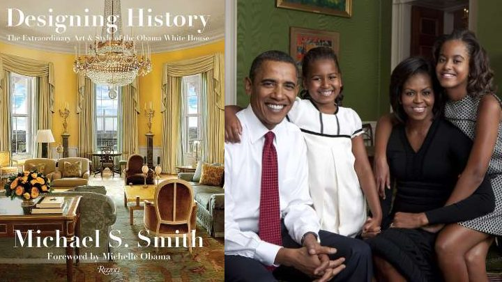 See inside the Obama's private residence of the White House