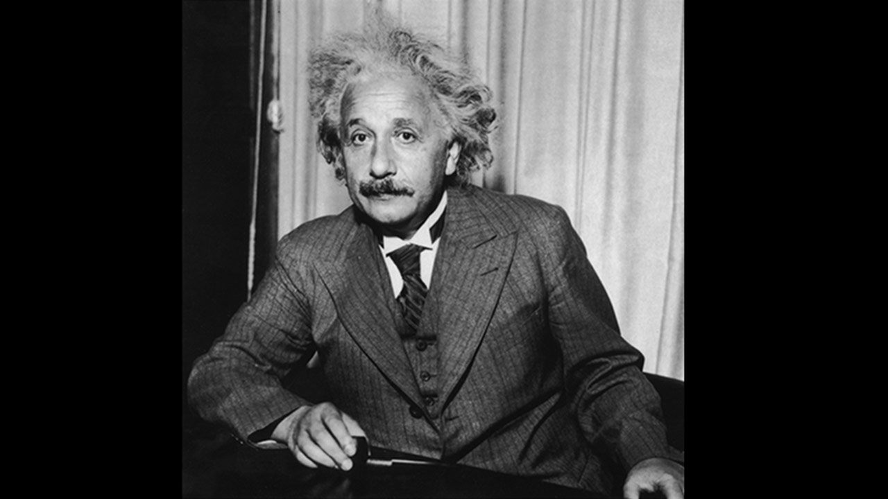 Albert Einstein's theory on happiness