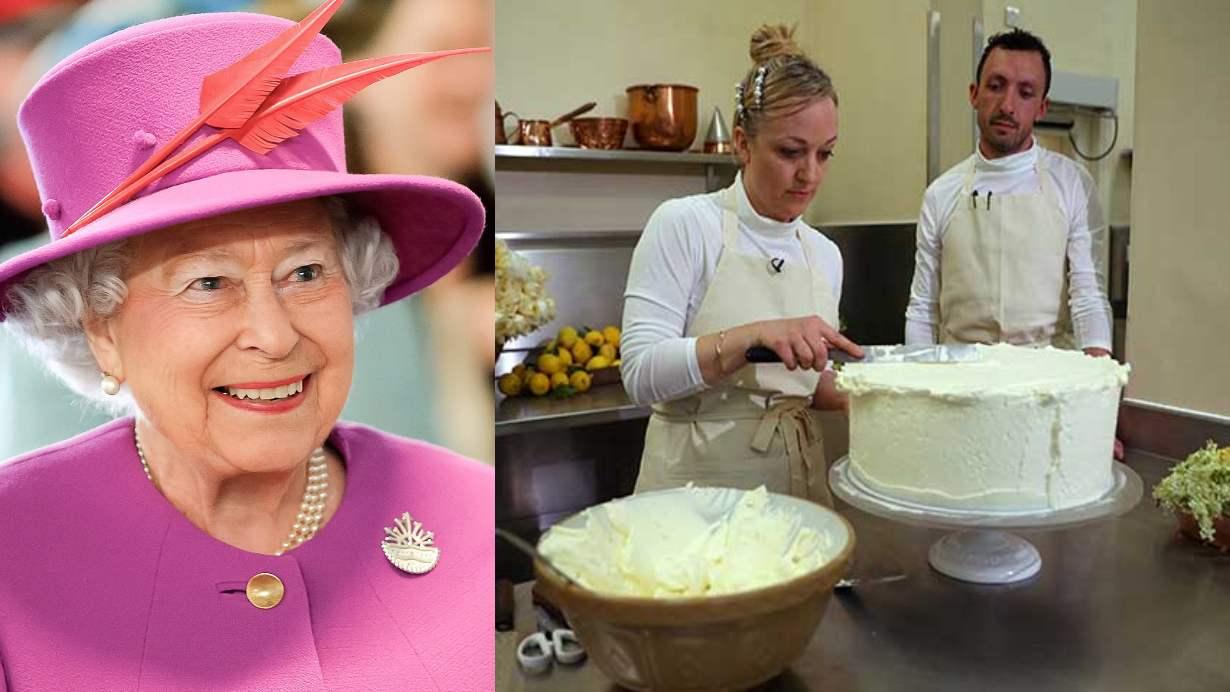 Rare look into Queen Elizabeth's royal kitchen