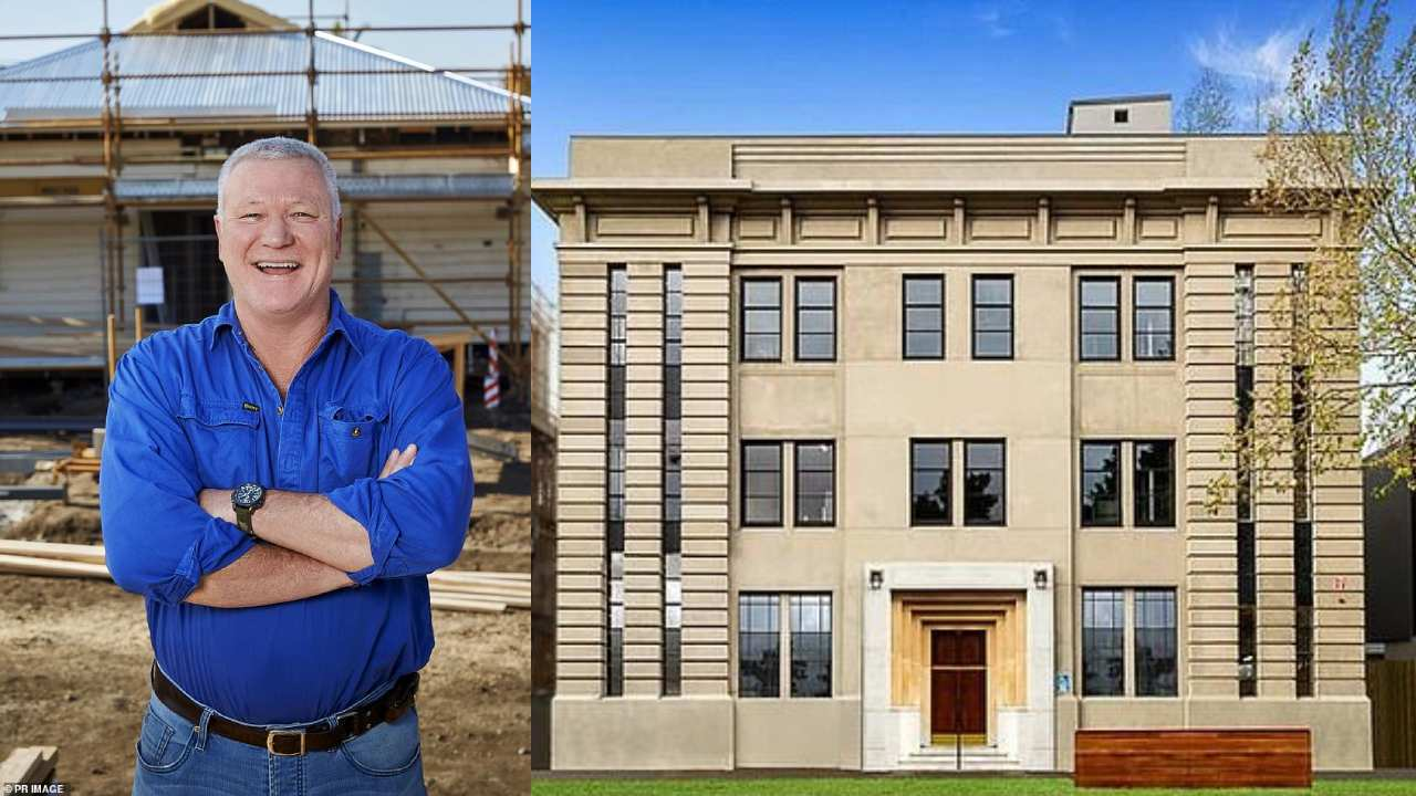 """No-brainer"": Scott Cam splashes $2.2 million on Block building"