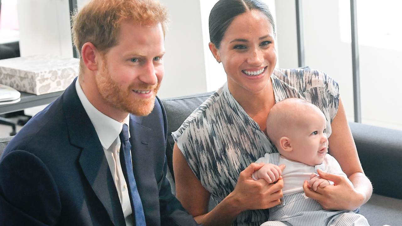 Prince Harry almost named Baby Archie something different