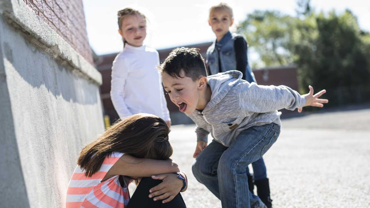 Major warning signs your grandchild is a bully