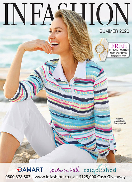 Infashion Catalogue - Late Spring 2020