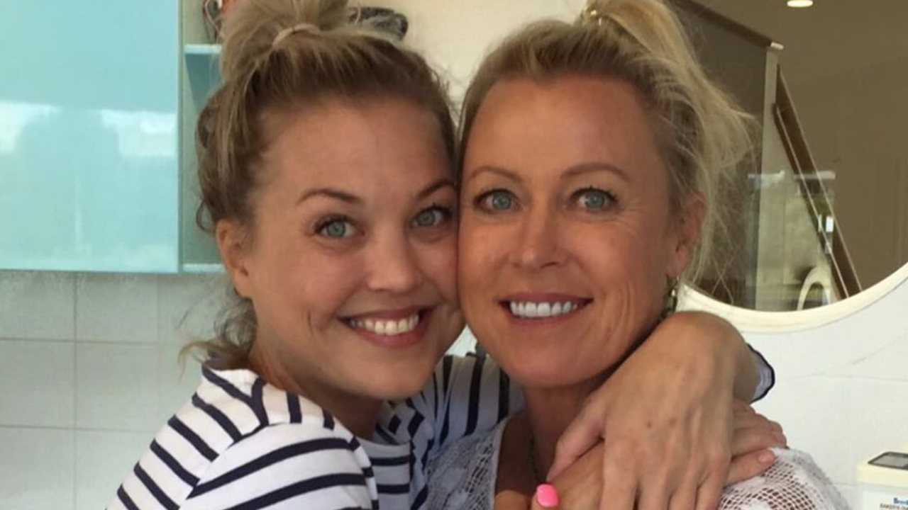 """""""I can barely breathe"""": Lisa Curry's heartbreak as daughter Jaimi dies"""