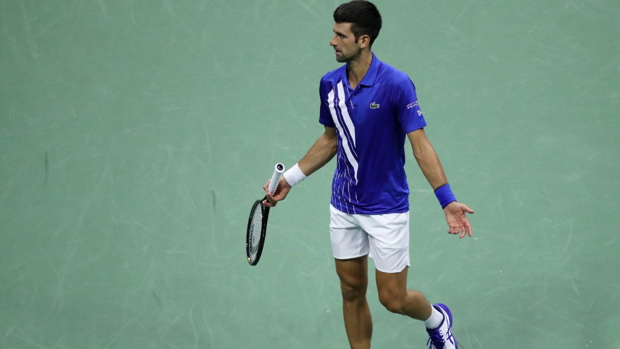 """I have outbursts"": Djokovic breaks silence on US Open ejection"